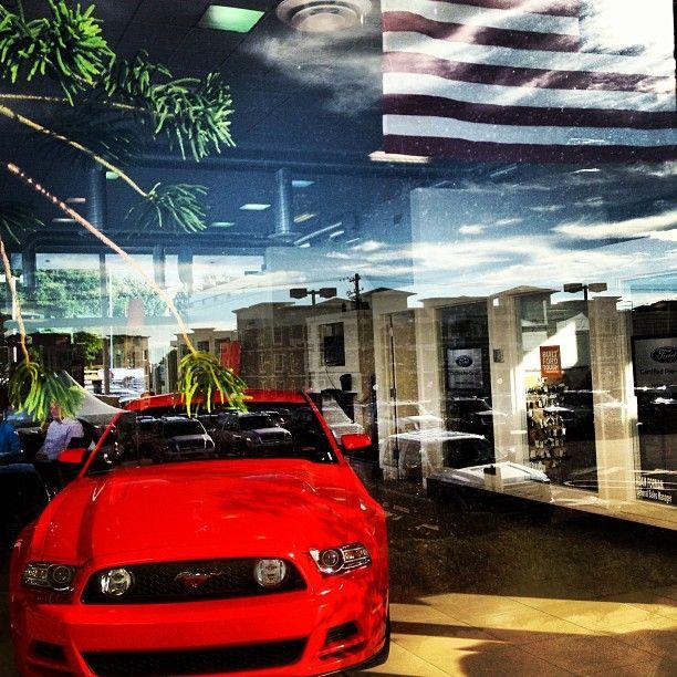 #AmericanFlag #GodBlessAmerica #Ford #Mustang #WilleyFordLincoln