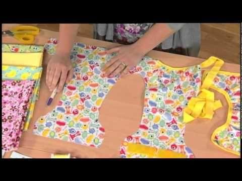 CUTE DIY cloth diapers