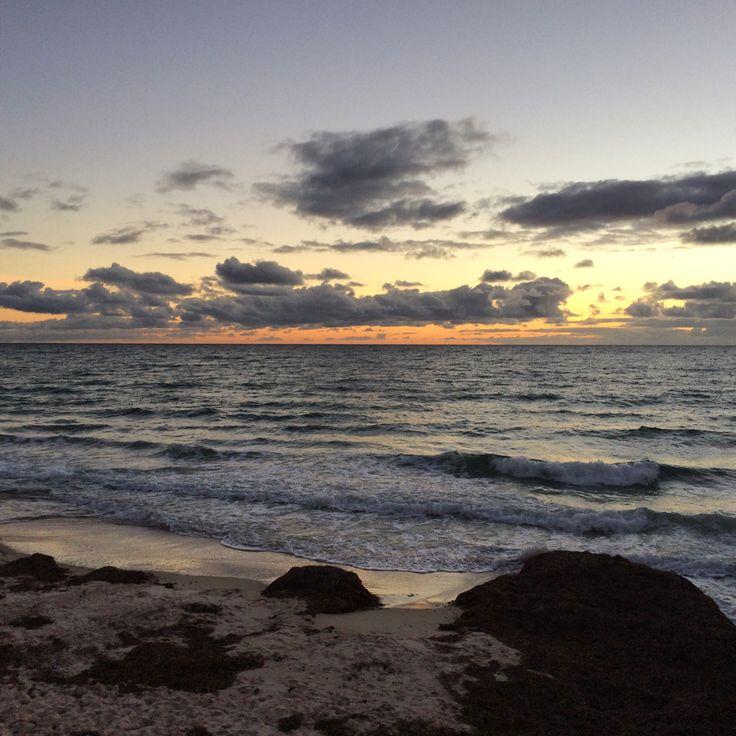 Before sunset (Glenelg Beach - Adelaide, South Australia)