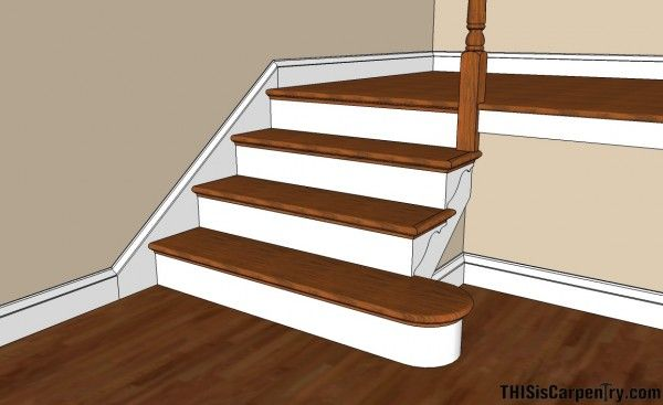 Best 15 Best Images About Baseboard Stairwell Ideas On 400 x 300