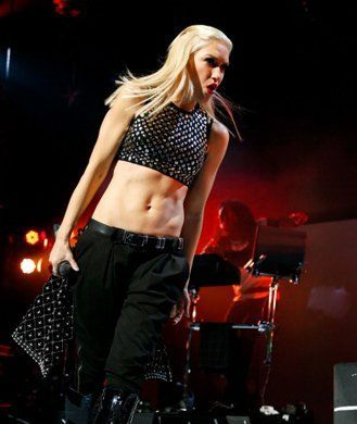 Get in tip-top shape like Gwen Stefani and learn what she does for her fat-burning workout routine.