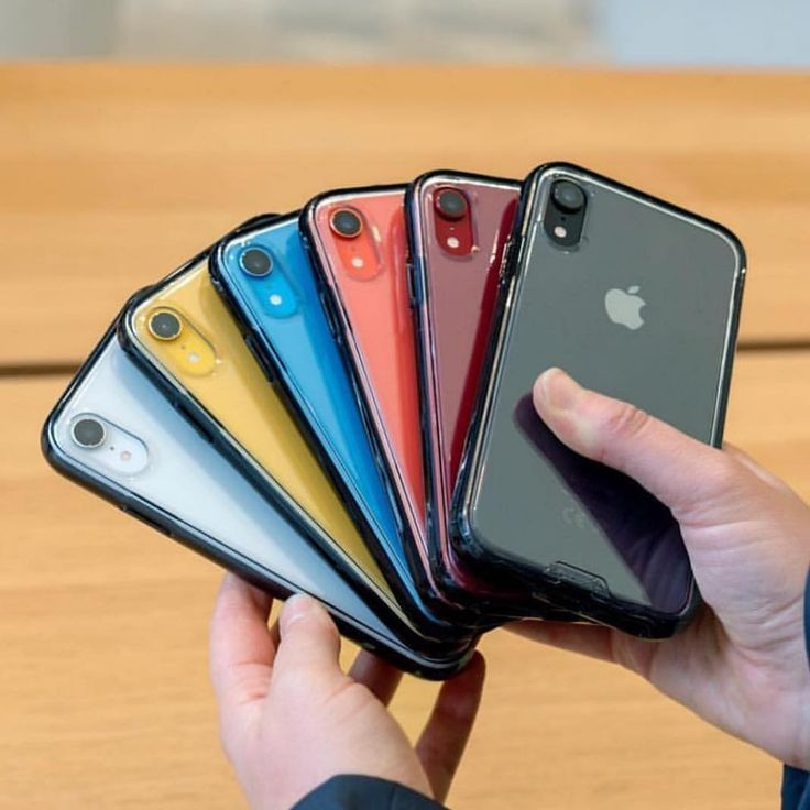 Iphone Xr Farben Farben Iphone Iphone Telefon Apple Apple Produkte