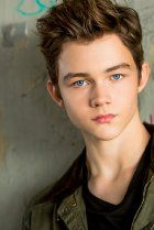 Levi Miller could be a good candidate for a movie version of The Trials of Apollo in a few years.