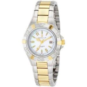 Momentum Stella Maris Diamond Two-Tone Bracelet Watch