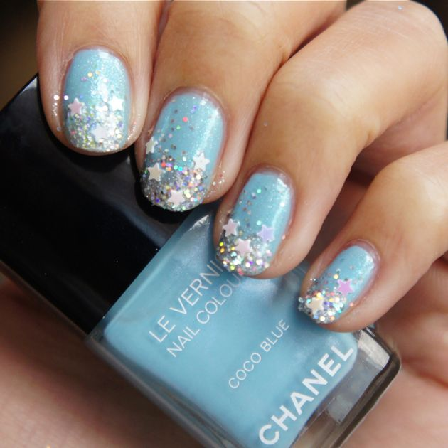 Easy Christmas Nail Art Designs: 17 Best Ideas About Christmas Nail Art On Pinterest