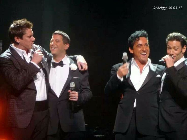 118 best images about il divo on pinterest limo the - Il divo italian songs ...