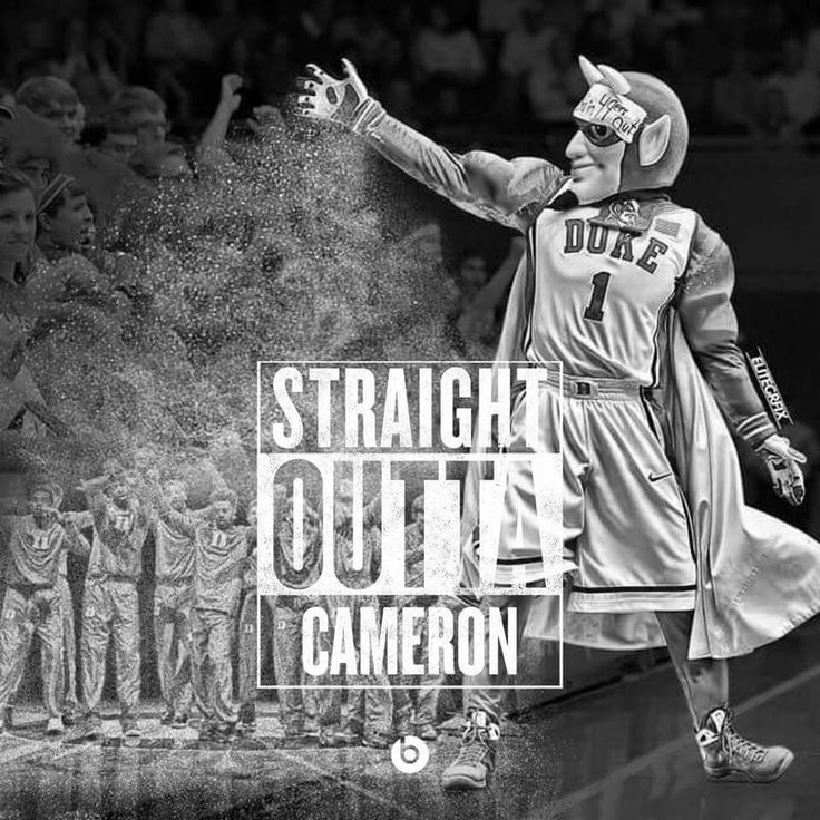 STRAIGHT OUTTA CAMERON