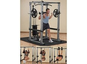 Body Solid Body-Solid GPR378 Pro Power Rack