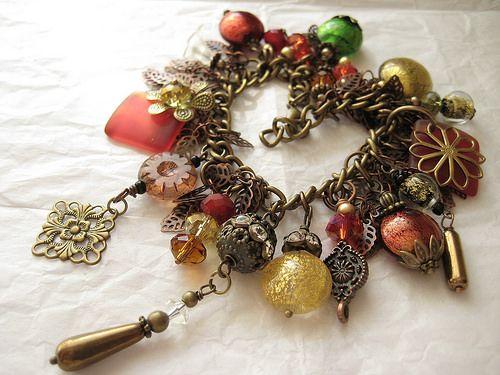 Znetshows Autumn Bead Challenge: