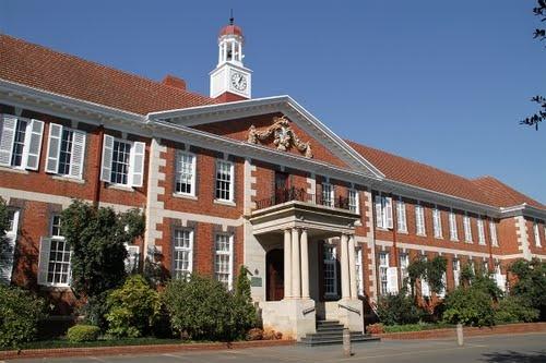 Pretoria Afrikaans Meisies Hoërskool.