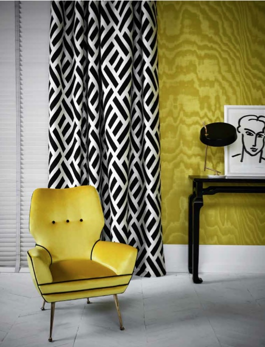 Dedar Fabric & Wallpaper collection