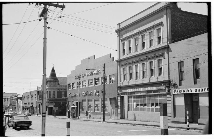 Brunswick St 1963