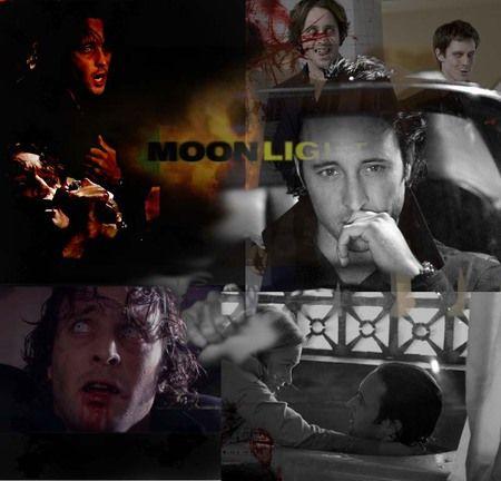 29 best images about mick st john moonlight on pinterest for Moonlight serie
