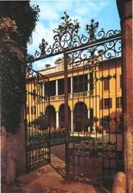Villa Rusconi, Castano Primo (Milan metropolitan area)
