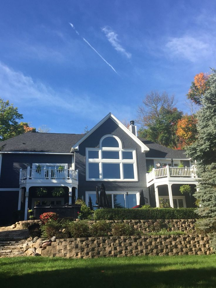 Top 25 Ideas About Home Exteriors On Pinterest Exterior