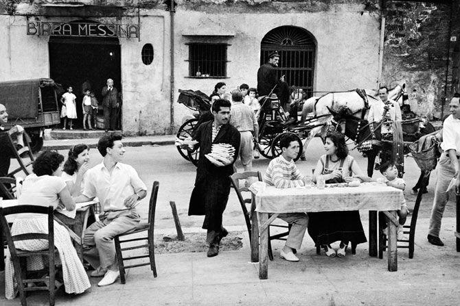 Enzo Sellerio | Palermo. 1961 #TuscanyAgriturismoGiratola