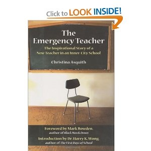 57 best teacher books and movies images on pinterest teacher books the emergency teacher the inspirational story of a new teacher in an inner city school fandeluxe Image collections