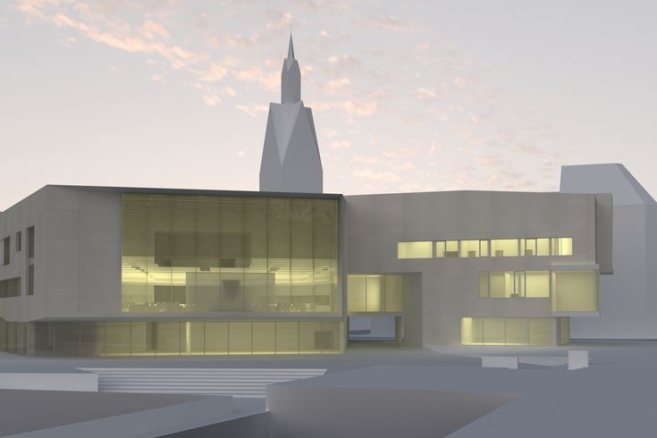 NEW PARLIAMENT - Mijic Architects