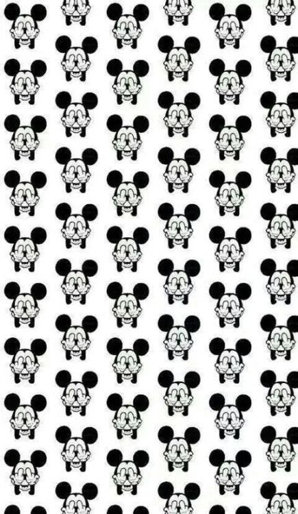 Mickey Mouse Black and White )?