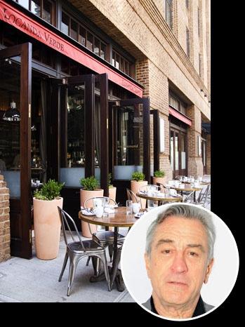 Dine Like De Niro: Celebrity-Owned Restaurants In NYC ...