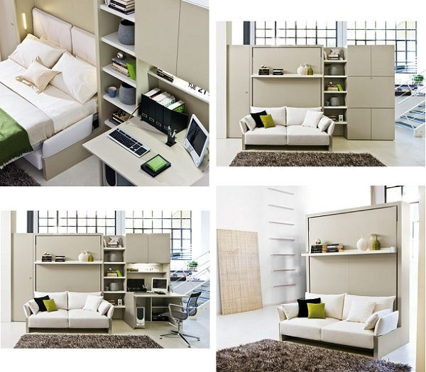 Best 25 Space saving beds ideas on