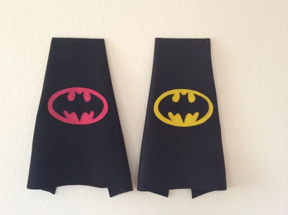 20 Batman Capes by AnnasParties on Etsy