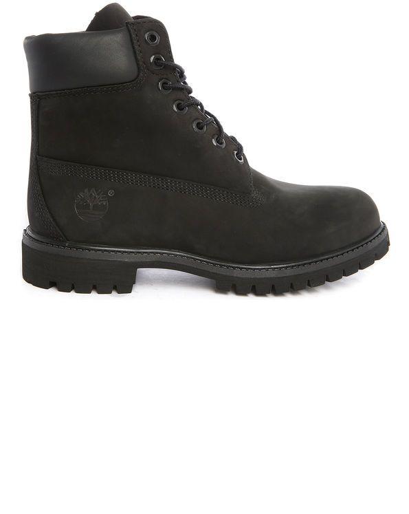 Boots 6 Inch Premium Nubuck Noir TIMBERLAND