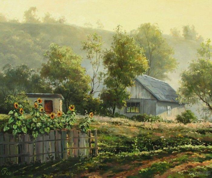 картины художника Игоря Ропяника – 02