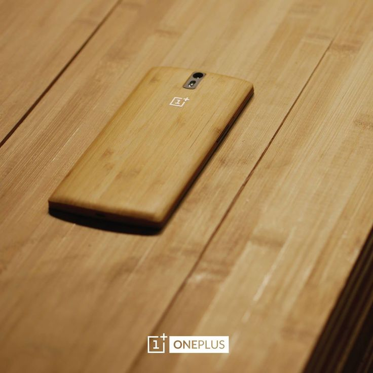 OnePlus One - Bamboo StyleSwap Covers