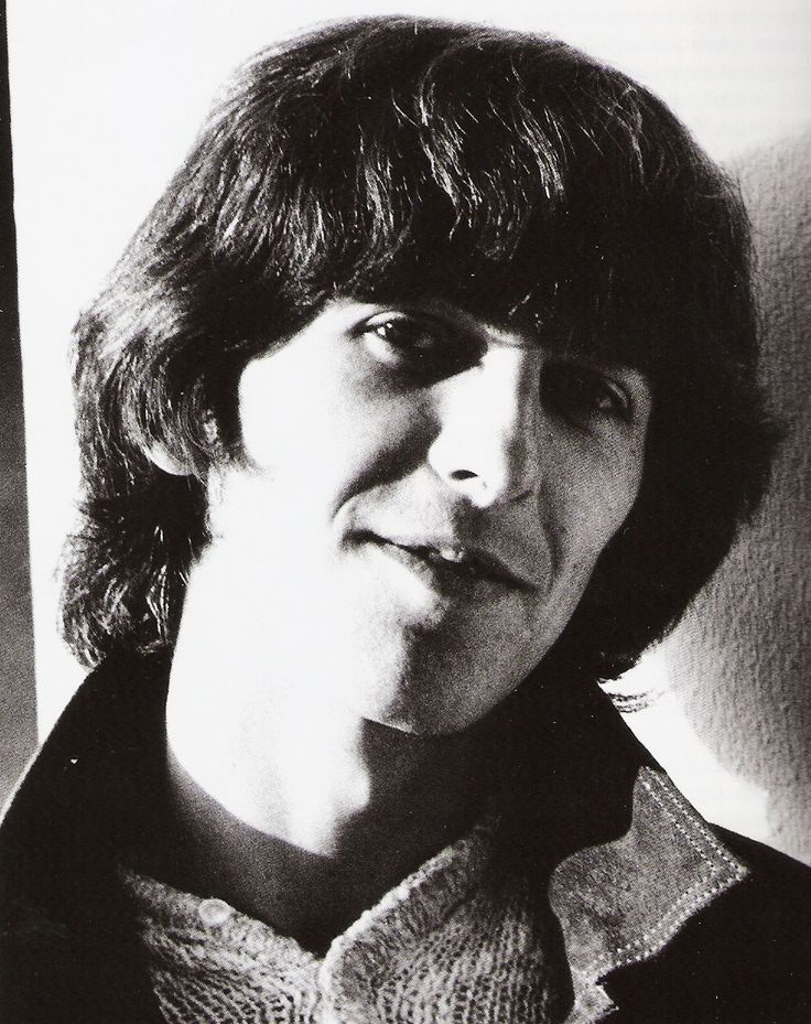 thateventuality:  Scan - George, photographed for The Beatles Book monthly Photo: Leslie Bryce/The Beatles Book