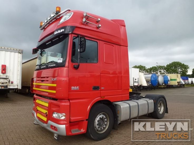 For sale: Used and second hand - Tractor unit DAF XF 105.460  #roadtransport #daftrucks #trucks #logistics #fleetmanagement #kleyntrucks