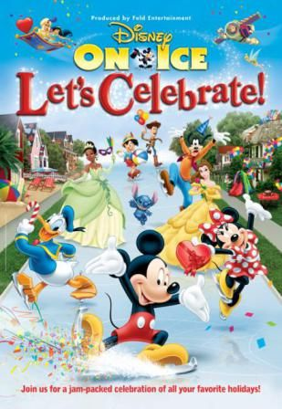 DISNEY ON ICE - MINNEAPOLIS GIVEAWAY!  http://minnesotafromscratch.wordpress.com/2014/02/10/disney-on-ice-presents-lets-celebrate-at-target-center-227-32-giveaway/