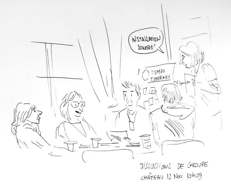 #Museomix16 Illustration by http://www.vijem.ch/