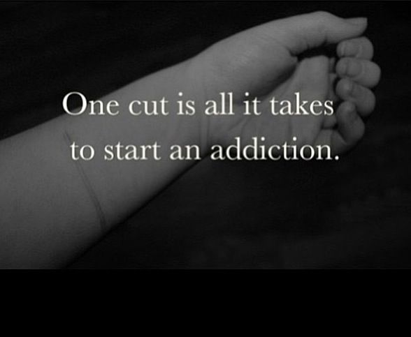 Stopping Self Harm Cutting Quotes. QuotesGram by @quotesgram