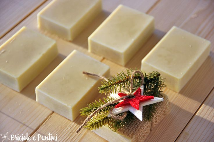 Regali fai da te: sapone al miele fatto in casa