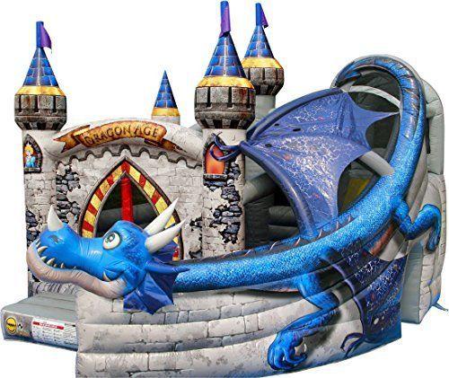 Aufblasbare-Dragon-Age-Burg