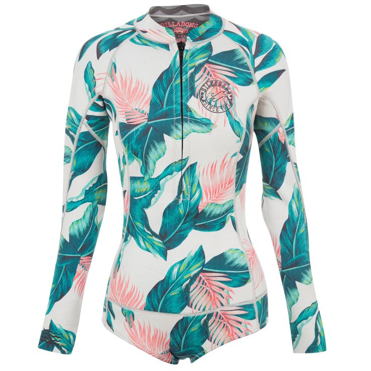 Get retro vibes with a modern, cheeky fit. Gone are the days when a woman?s wetsuit was just a man?s with pink panels chucked onto it! Surf like a girl,...