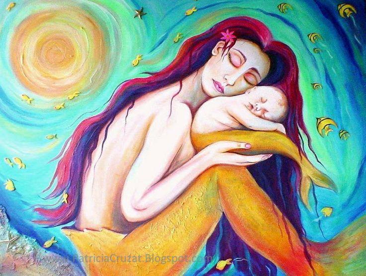 SUEÑO CUMPLIDO Patricia Cruzat Rojas: maternidad