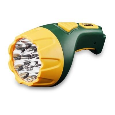 Power By Go Green 15 LED Rechargeable Flashlight-GG-113-15RC - The Home Depot