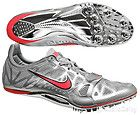Nike Zoom Superfly R3 track & field spikes - sprint shoes - silver  http://stores.ebay.com/Gear-House-Clearance