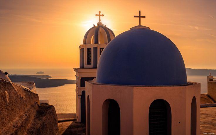 Grecja, Santorini