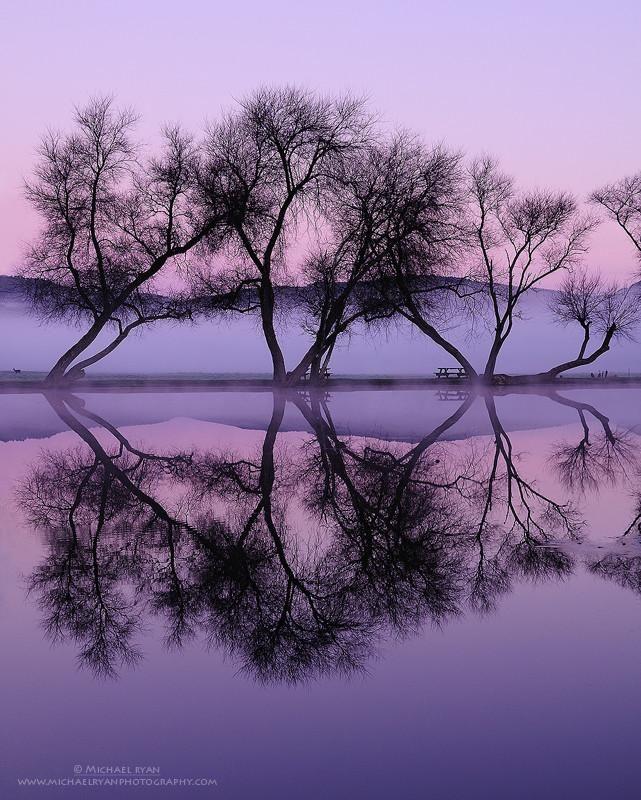 Twilight Reflections Photo by Michael Ryan