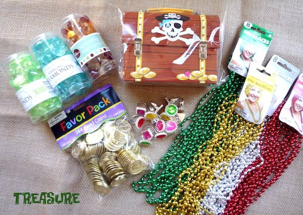 A Jake and the Neverland Pirates Party in a Box by Party City | That Cute Little Cake