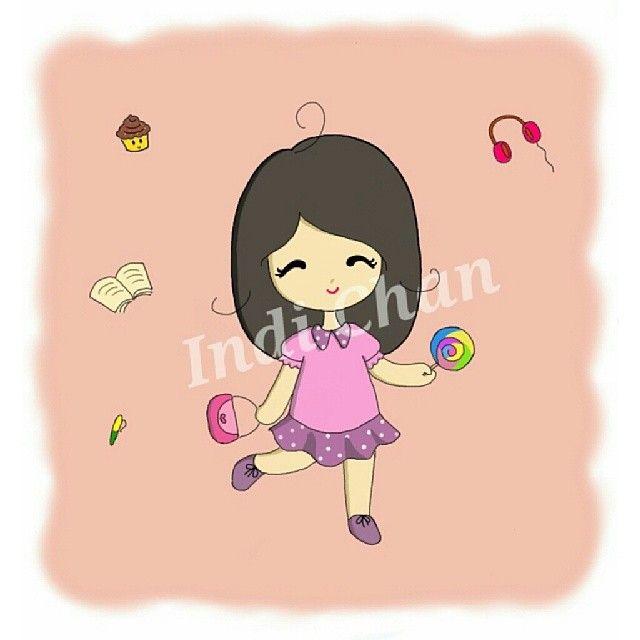 ★Happy Meifi★ :D #hobby #drawing #doodling #cartoon #comic #chibi #sketchbookmobile #samsung #galaxynote10 #samsunggalaxynote10 #ig_cartoon #jakarta #indonesia #isengiseng