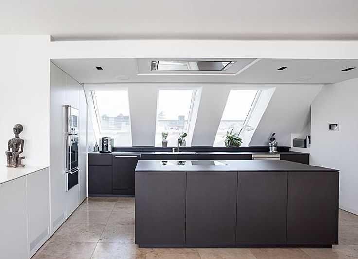 42 Neu Kuche U Form Mit Fenster Kuche Dachschrage Kuche Holz Modern Kleine Einbaukuche