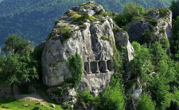 142 best Rock tomb images on Pinterest  Archaeology ...
