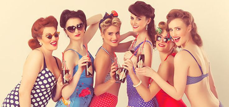 Hen Party Photoshoot | Hen Party Ideas | The Hen Planner