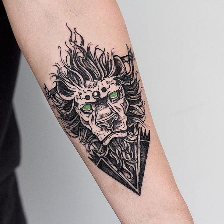 17 Best images about Lion Tattoo Ideas on Pinterest | Lion ...