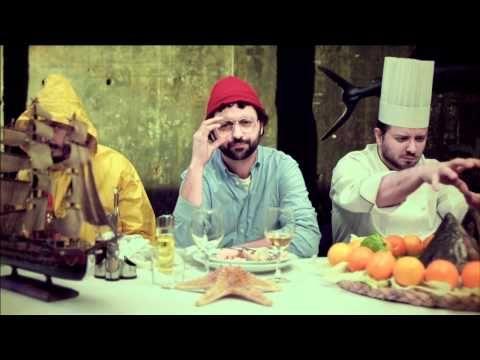 Els Amics de les Arts - Monsieur Cousteau (HD) 2012