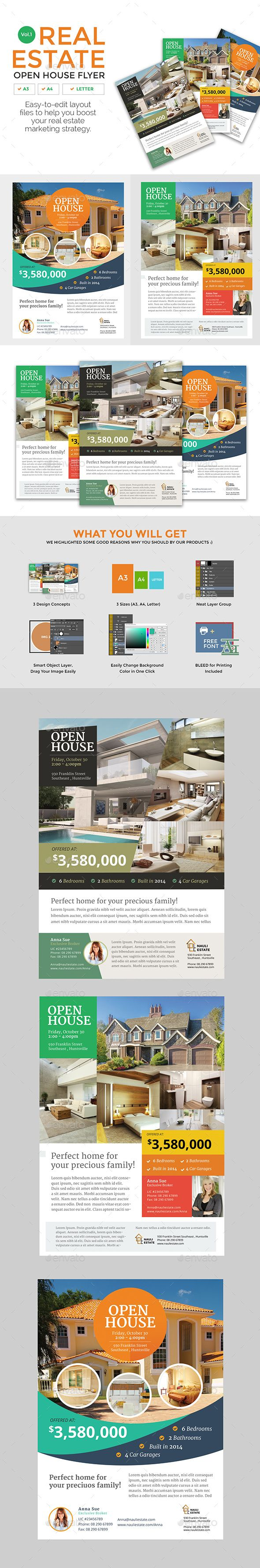 best images about real estate marketing 3 premium real estate flyer